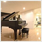 ピアノと暮らす。マイライフ
